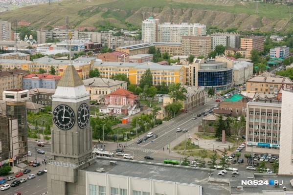 90% инфекционных коек в Красноярске заполнены