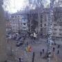 В Подмосковье из-за взрыва газа рухнул подъезд в пятиэтажке