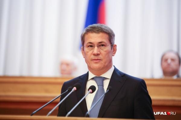 Радий Хабиров выразил беспокойство за ситуацию с ковидом в мире