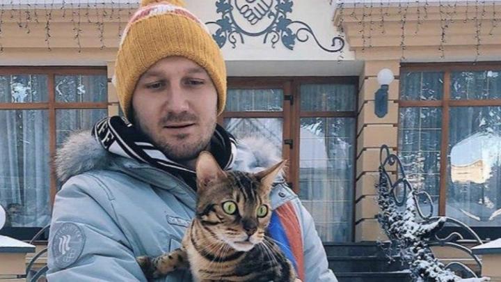 Кота олимпийского чемпиона Николая Олюнина разорвала стая бродячих собак