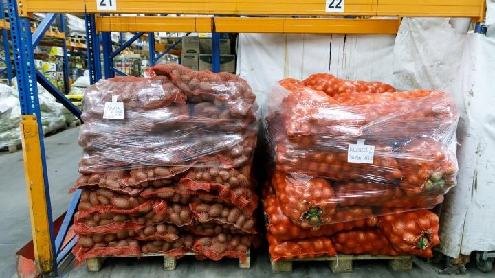 В Волгограде за неделю борьбы с коронавирусом взлетели цены на овощи, гречку, сахар и рис