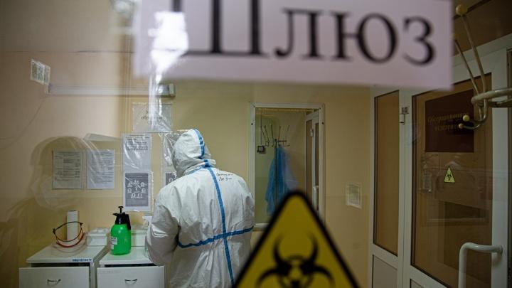 В Челябинской области за сутки скончались сразу семь пациентов с коронавирусом