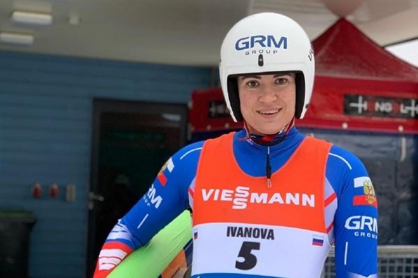Татьяна Иванова в 15-й раз победила на этапе Кубка мира