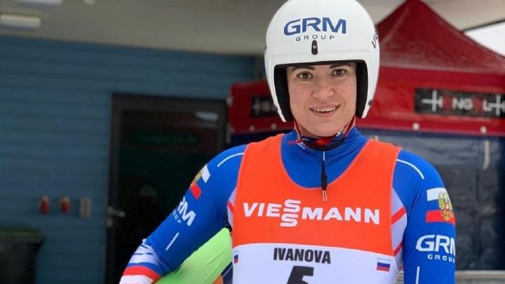 Спортсменки из Прикамья завоевали золото и бронзу Кубка мира по санному спорту