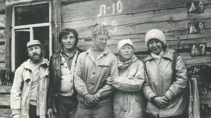 С Ией Саввиной и актерами с Таганки: каким был театр Панова в эпоху черно-белой фотографии