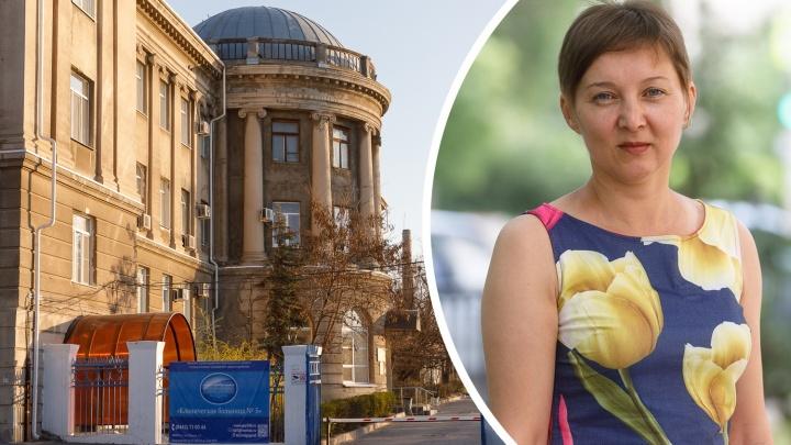 «В реанимации я видела уже всё»: честный разговор с медсестрой инфекционного госпиталя Волгограда