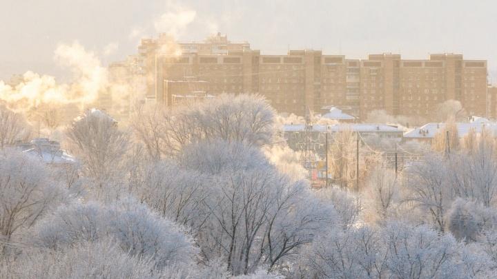 Холоднее обычного: синоптики дали свой прогноз на декабрь в Самарской области