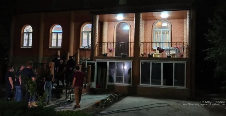 В Волгограде арестовали трех организаторов подпольного казино