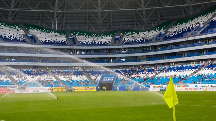 На матч «КС» — «Ахмат» на «Самара Арена» не пустят по абонементам
