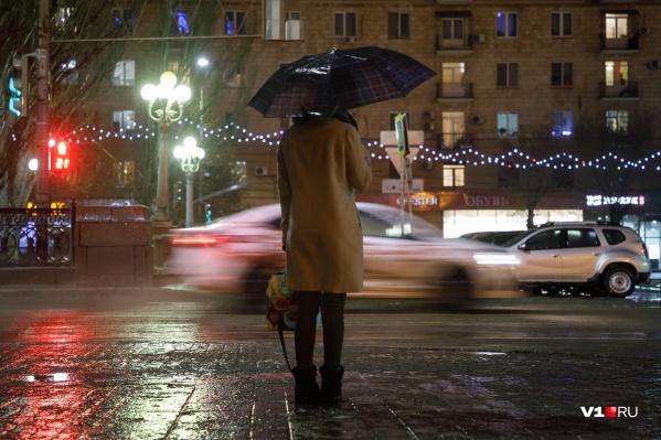 Снега в Волгограде в ближайшие дни уже не предвидится