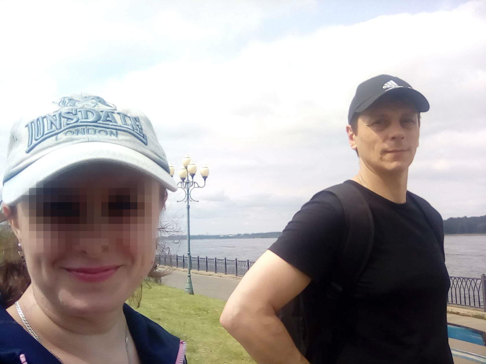 «С любимым мужчиной» — так Валентина подписала этот снимок в соцсетях