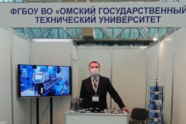 Омские ученые представили уникальные разработки на научно-образовательной выставке в Москве