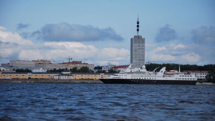 В четверг, 30 июля, в Архангельске и области будет дождливо