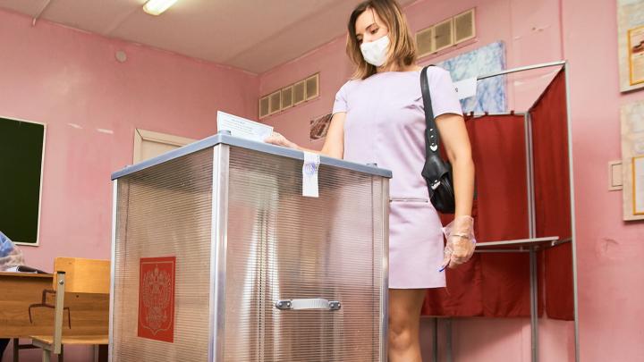 В Самарской области стартовало досрочное голосование