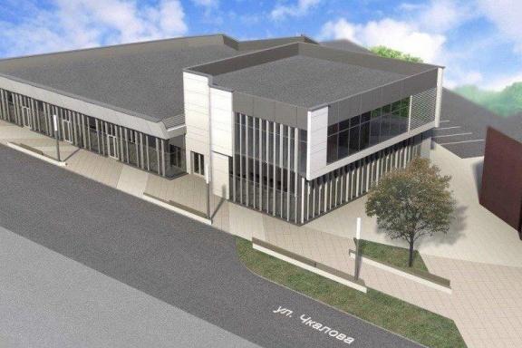 Проект здания научно-исследовательских организаций был согласован