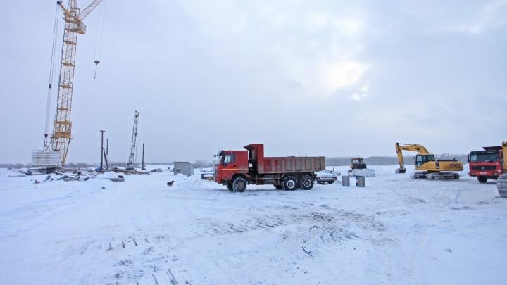 Росавтодор выделит больше 600млн рублей на ремонт северного обхода Новосибирска