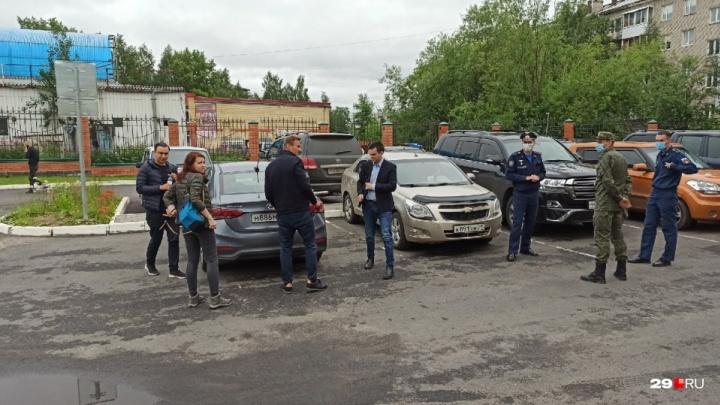 Стало известно, зачем Алексей Навальный приехал в Архангельскую область