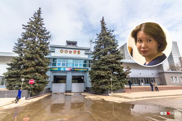 Следователи считают, что Светлана Кирилина вместе с коллегой обманула завод на полмиллиарда рублей