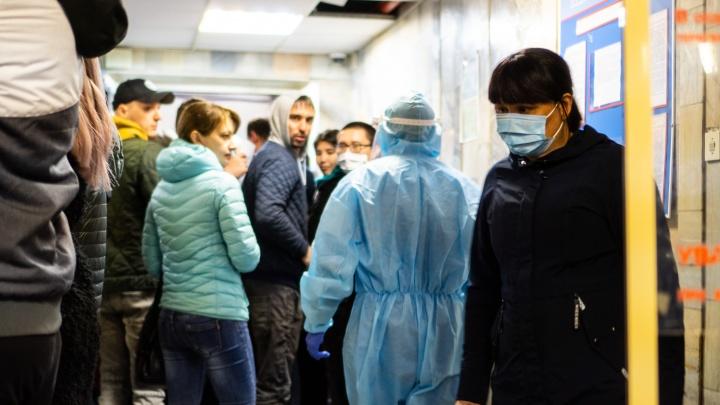 Минздрав: у 14 из 16 заражённых медиков ГБ-1 имени Кабанова нет симптомов болезни