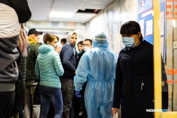 Обследование прошли70% врачей и персонала больницы