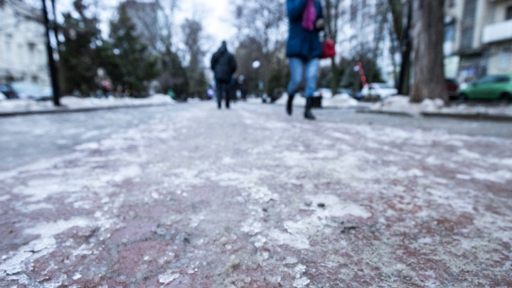 Синоптики предупредили о тумане и гололеде в Ростове