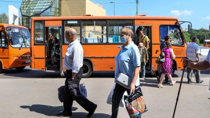 Дзержинск прирастает больше всех: карта заражений в Нижегородской области