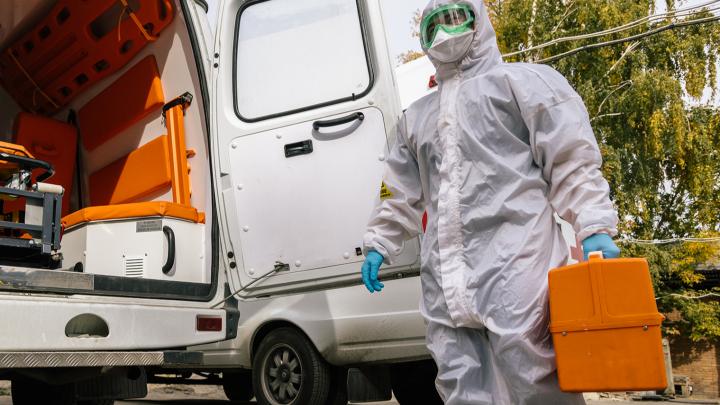 Пневмония с подвохом: в Самарской области 130 человек заразились COVID
