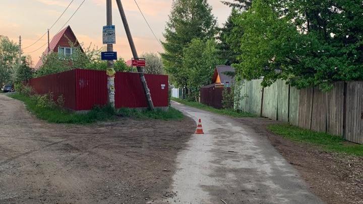 Нетрезвый водитель сбил ребенка и скрылся с места аварии под Новосибирском