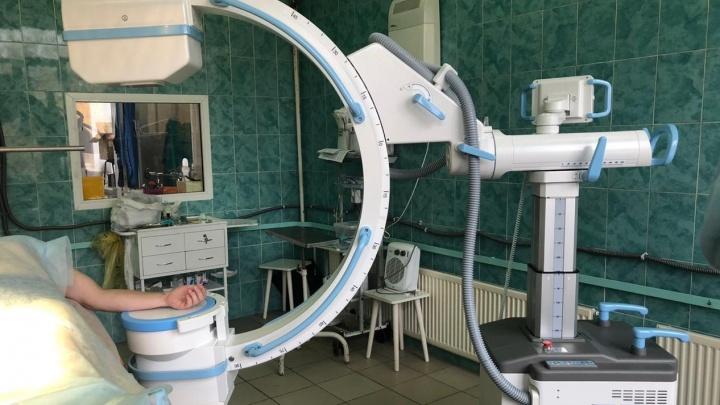 При поддержке «Уралкалия» в больницу им. Е. А. Вагнера закупили новое медицинское оборудование