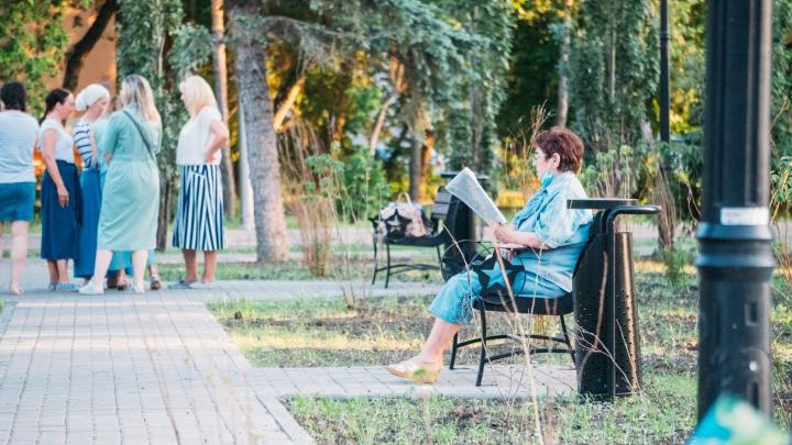 В Омской области число безработных выросло почти в три раза