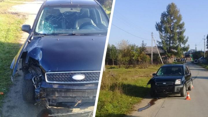 Пьяный водитель устроил ДТП: на Урале Ford насмерть сбил 19-летнего парня