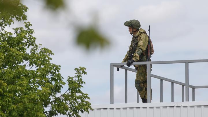 Волгоградские военные за три недели построят новый инфекционный центр в Дзержинском районе