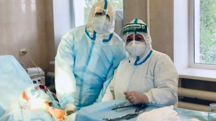 «Лёгкие были поражены на 95%»: нижегородские врачи спасли беременную женщину с коронавирусом