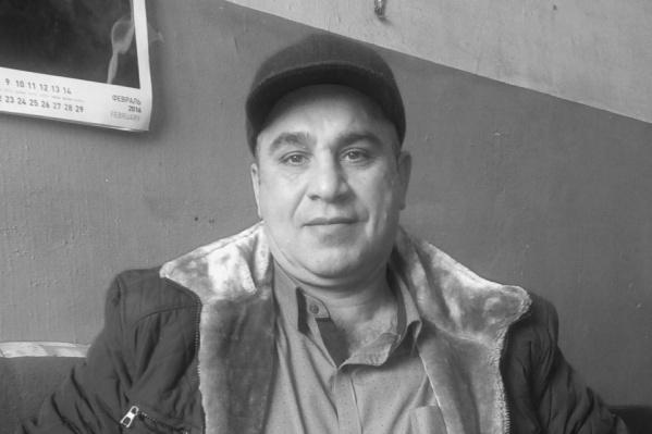 Натиг скончался вскоре после своего 54-летия