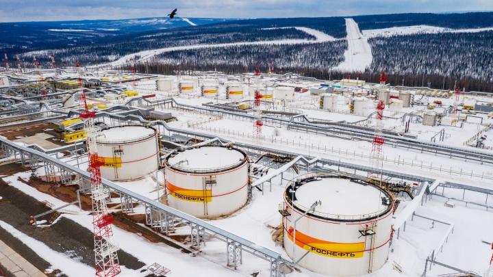 ВСНК добыла юбилейную 10-миллионную тонну нефти