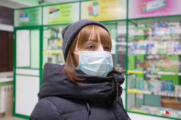 Для аптек города маски оказались дефицитным товаром