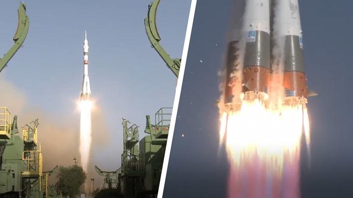 Рекордный запуск: самарская ракета доставит космонавтов на МКС за три часа