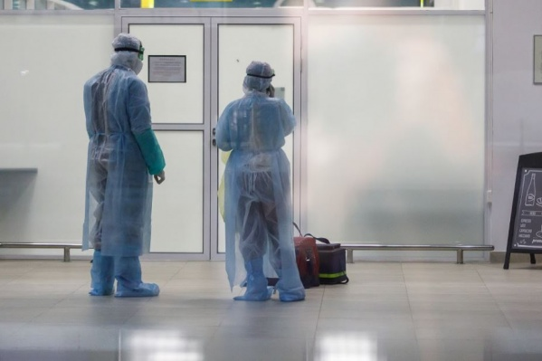 Роспотребнадзор обнародовал свежие данные о количестве заразившихся коронавирусом