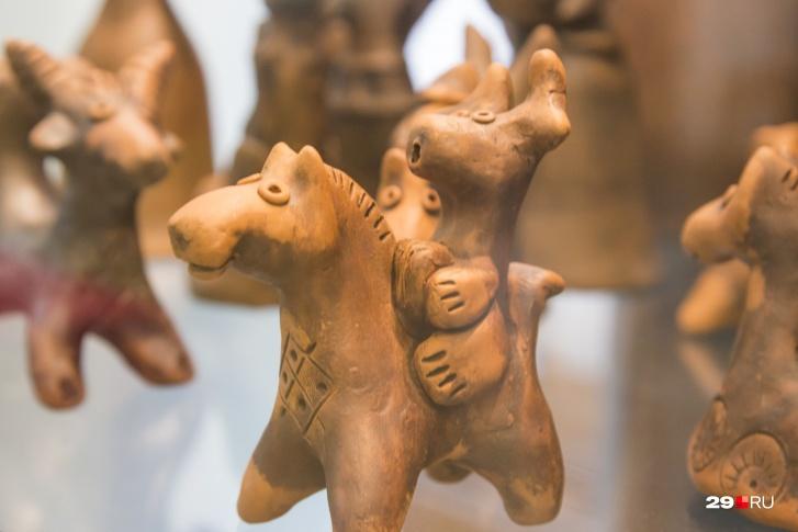 Начинали Наталья и Евгений с создания глиняных игрушек