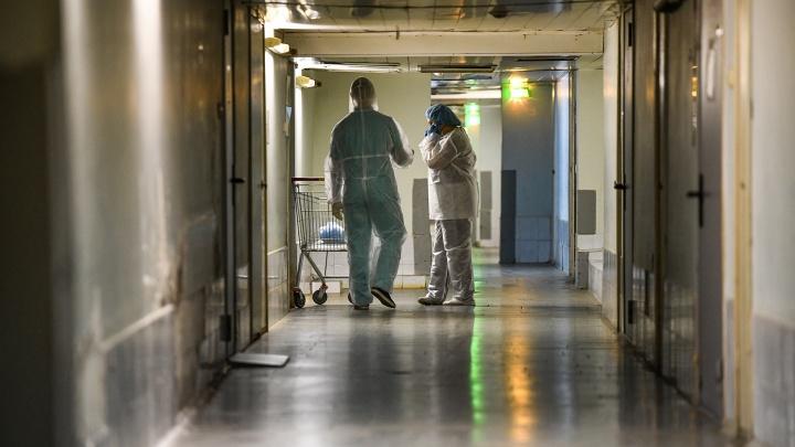 В Новосибирске осталось только четыре больницы для коронавирусных больных