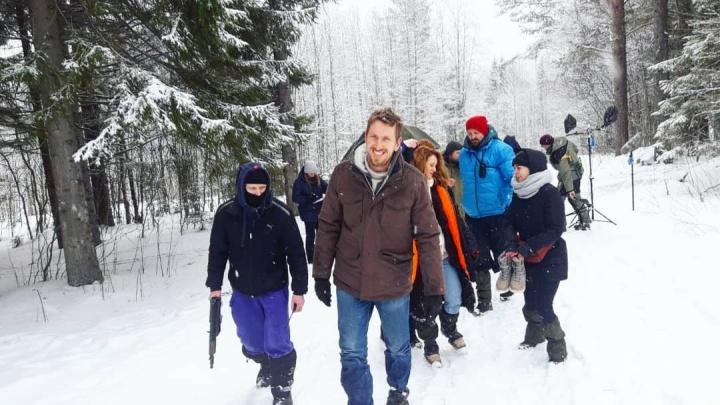 «Спагетти-вестерн, только со снегом»: Стивен Кинг похвалил сериал «Эпидемия», который снимали в Поморье