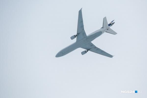 Прямые рейсы будут летать на новогодние праздники