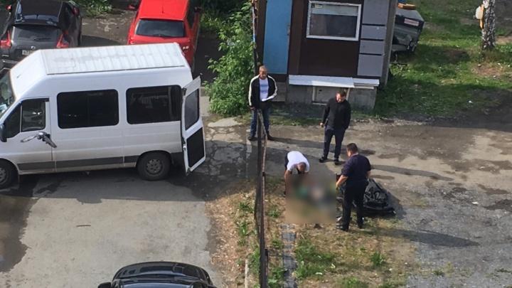 «Это ты виноват»: очевидица — о том, что произошло на месте загадочной гибели женщины на Химмаше