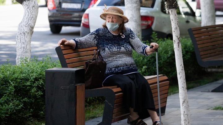 Заболевших больше с каждым днем: статистика COVID-19 в Ростовской области