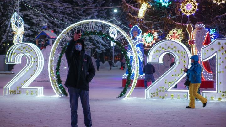 Власти Уфы не знают, где находятся новогодние фигуры за 22 миллиона рублей