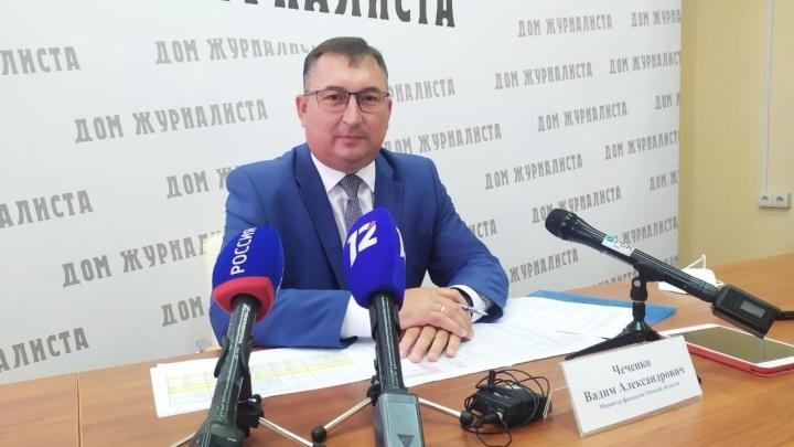 Министр финансов Омской области о влиянии COVID-19 на бюджет: «Следующий год будет очень сложным»