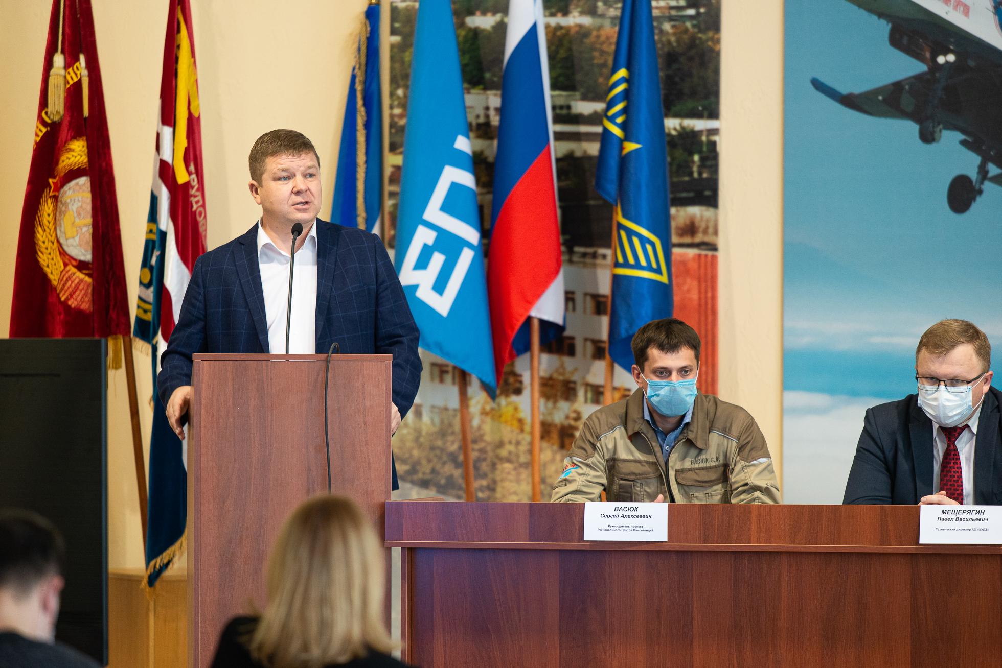 Заместитель министра промышленности и науки Свердловской области Игорь Зеленкин