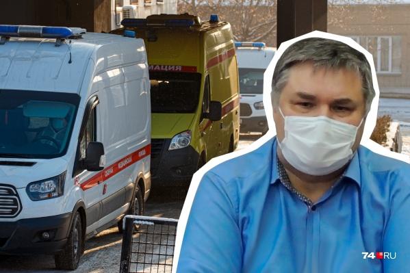 Главный внештатный эпидемиолог регионального Минздрава Александр Выгоняйлов считает, что расслабляться с мерами безопасности по коронавирусу пока крайне легкомысленно