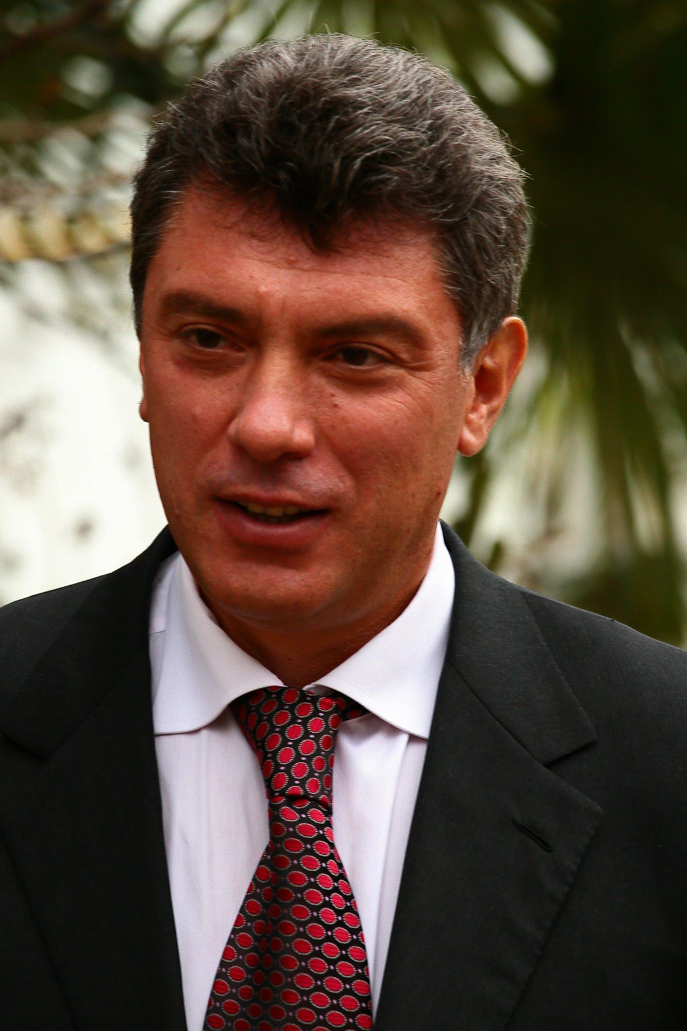 Бориса Немцова застрелили в Москве