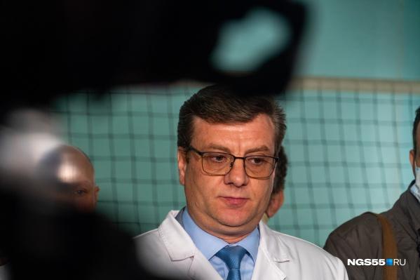 Александр Мураховский был депутатом восемь лет